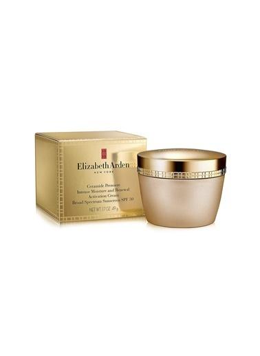 Elizabeth Arden Elizabeth Arden Ceramide Premiere Intense Moisture And Renewal Activation Cream Spf 30 Pa++ 50 ml Nemlendirici Renksiz